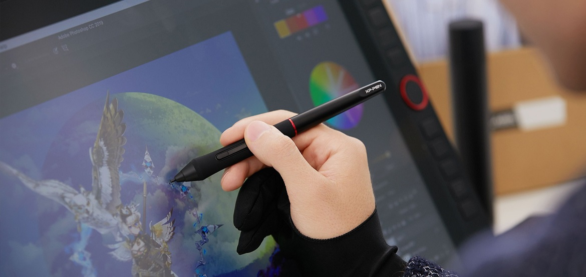 XP-PEN Artist Display 22R Pro